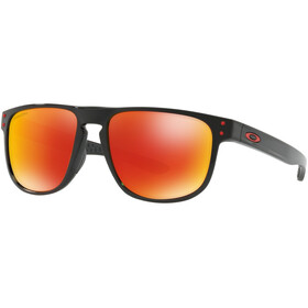 Oakley Holbrook R Pyöräilylasit, polished black/prizm ruby polarized